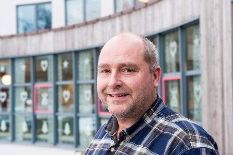 Stengte to skoler: Rektor Kjetil Fagervik stengte studiestedene i Glomfjord og på Ørnes på grunnav innstilte busser og båter.
