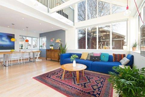 SOLGT: Villaen i Vestbyen ble solgt for 200.000 kroner under takst.