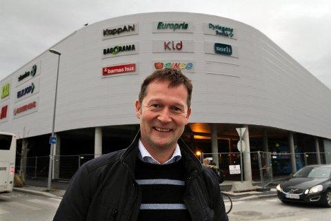 Lars Arve Jakobsen, administrerende direktør i Coop Nordland.
