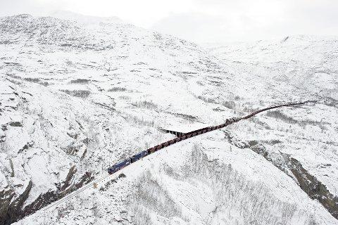 Norrbotten og Nordland står sammen for Ofotbanen.