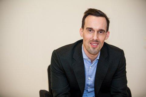 Thomas Karlsen, fungerende regionsdirektør i Atea Region Nord.