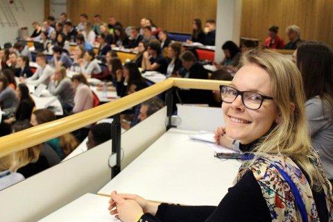 Line Kristin Haug vil ha så mange som mulig med i samtalen om innovasjon i nordområdene.