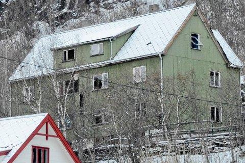 Den såkalte Coop-villaen i Sulitjelma