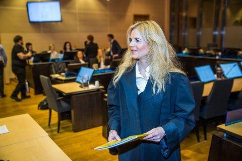 RETTSSAK: Politiadvokat Gøril Lund, da konstituert som statsadvokat, var aktor i straffesaken mot den overgrepstiltalte tromsømannen (22). Nå er det besluttet at anken flyttes fra Tromsø til Trondheim.