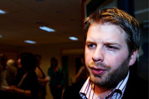 Eivind Undrum Jacobsen blir ny sjef i NRK Nordland.