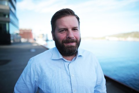 Eivind Undrum Jacobsen blir ny sjef i NRK Midt-Norge