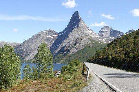Norges nasjonalfjell heter ikke offisielt Stetind, ifølge Kartverket.