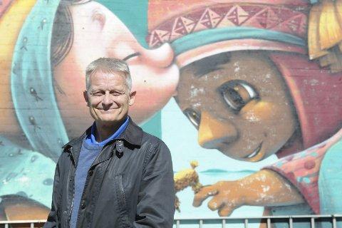 Jobber videre: Kultursjef Arne Vinje i Bodø kommune vil fortsette arbeidet med søknaden tross avslaget fra kulturdepartementet.