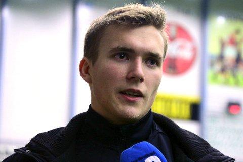 Morten Ågnes Konradsen har signert for 3,5 år med Rosenborg. Foto: Anders Bergundhaugen