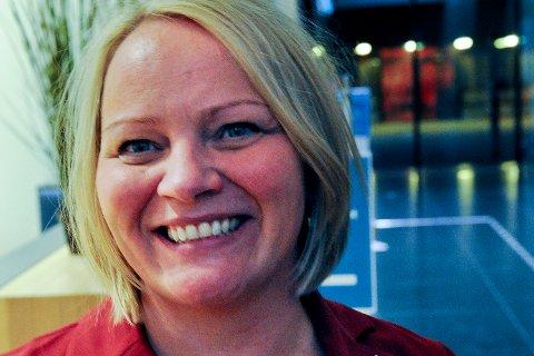 Mona Fagerås - Nordland SV - trolig inn på tinget - valgvaken 2017