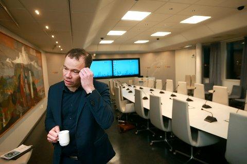 Tomas Norvoll, fylkesrådsleder Nordland