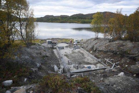 Naustprosjekt Hamarøy