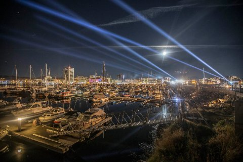 13.oktober blir det ny kulturnatt i Bodø sentum.