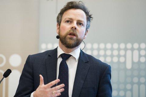 Torbjørn Røe Isaksen, kunnskapsminister (H).