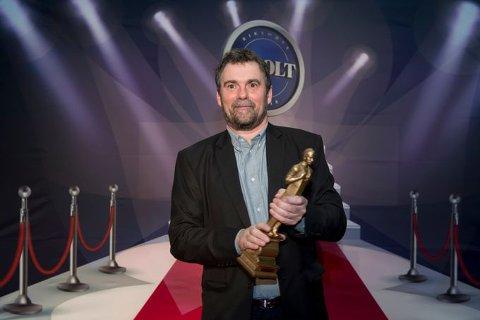 Geir Jacobsen ble årets kjøpmann i Narvesen-systemet.