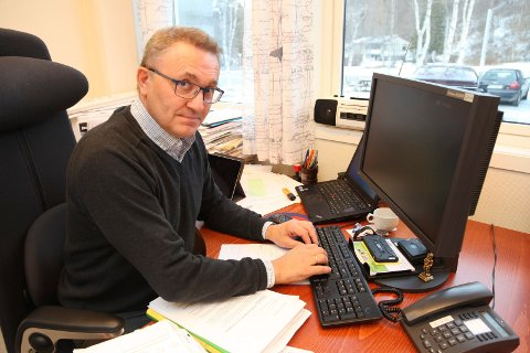 Ole Petter Nybakk, rådmann i Beiarn.