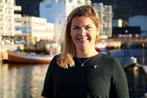 Aase Refsnes (SV), fylkesråd for kultur, miljø og folkehelse.