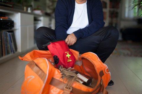 Beredskapslager: Direktoratet for samfunnssikkerhet og beredskap (DSB) ønsker å gi befolkningen den nødvendige kunskapen, som kreves ved en ulykke eller naturkatastrofe. Det fremmes også en liste over hva du bør ha i hus, for å klare deg over tre dager.