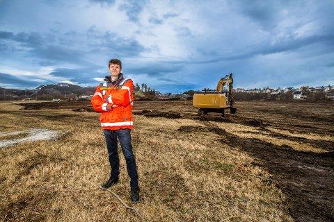 Odd Inge Bardal har takket ja til jobben som vegsjef i Nordland Per-Inge Johnsen/ Bodø kommune