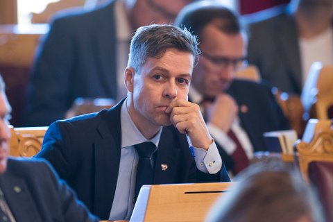 Knut Arild Hareide. Foto: Terje Pedersen / NTB scanpix