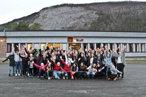 Operasjon Dagsverk måtte flytte sitt arrangement til Rognan. I Bodø ble det for dyrt å leie skolelokaler.