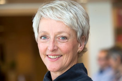 Oslo  20161028. Det nye forbrukerombudet Elisabeth Lier Haugseth på en pressekonferanse i i Oslo fredag der ansettelsen ble offentligjort. Foto: Terje Bendiksby / NTB scanpix