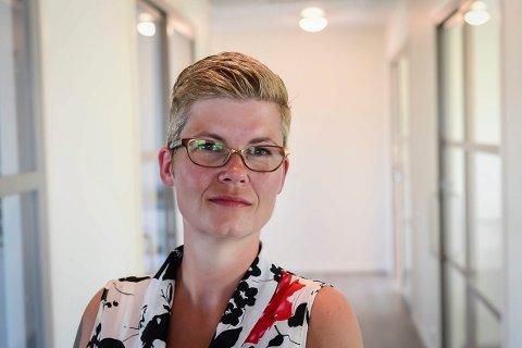 Over og ut: Hege Thomesen håpte i det lengste at hun skulle klare å redde selskapet som hun er daglig leder for, men nå er det klart at selskapet er slått konkurs.