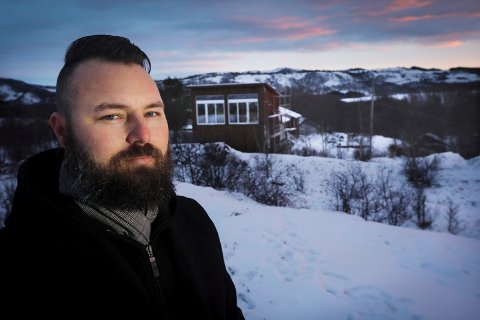 Nye utfordringer: Simon Flack er nytilsatt i Innovasjon Orge.