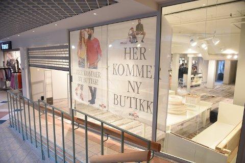 Denim Studio skal inn i lokalene der Ilse Jacobsen holdt til.