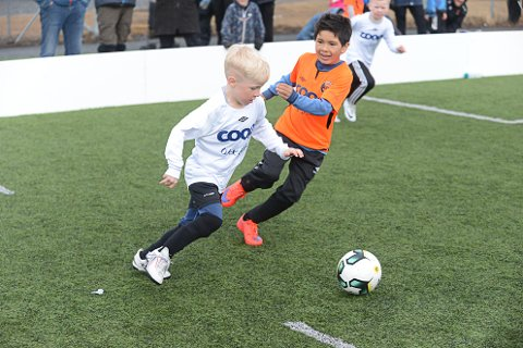 Den lange ventetiden er over. I slutten av juni ønsker Glimt å arrangere den første fotballfurneringen for barn og ungdom i Bodø på halvannet år