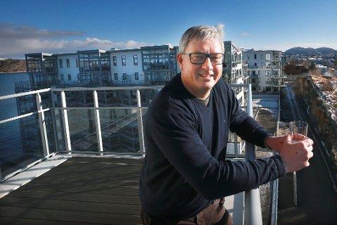 Benn Eidissen eier 18 prosent av Pioneer Property Group ASA, som nå selger eiendom for 2,7 milliarder kroner. Foto: Arkiv