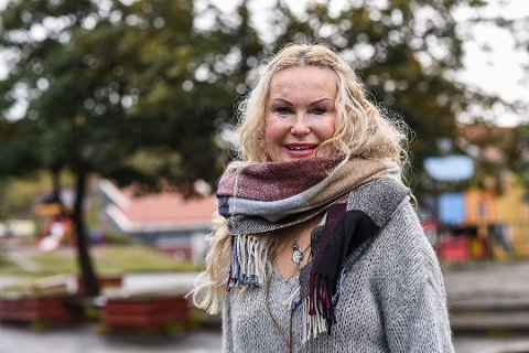 Marit Lund Hansen, avdelingsleder for skolehelsetjenesten i Bodø.