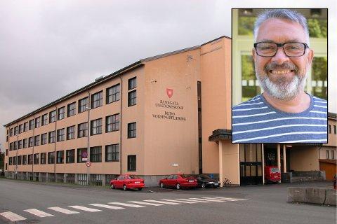 Bankgata skole blir en universitetsskole fra høsten 2018.