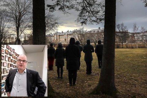 Odd Roger Enoksen, styreleder i Nordlandssykehuset, kommenterer uroen i Psykisk helse og rusklinikken.
