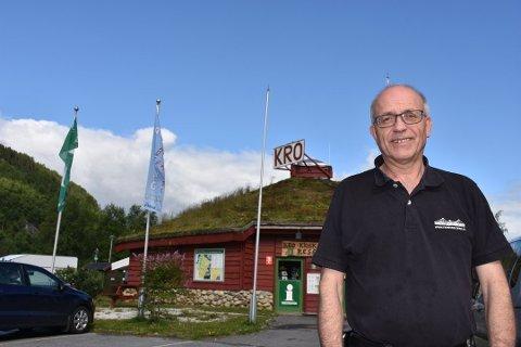 Daglig leder ved Nordnes Camp og Bygdesenter i Saltdal, Tommy Edvardsen, er så langt veldig fornøyd med sommersesongen. – Det kommer alltid bobilturister i april/mai måned. Imidlertid pleier det ikke å ta av før senere i sesongen. I år har historien vært en helt annen, sier han.