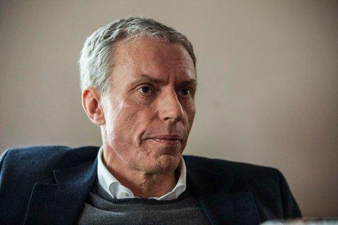 Rolv Erik Ryssdal, konsernsjef i Schibsted