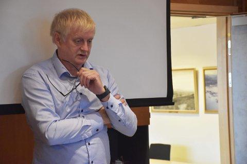 Rådmann Rolf Kåre Jensen i Bodø.