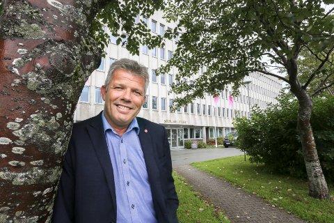 Bjørnar Skjæran, leder i Nordland Arbeiderparti.