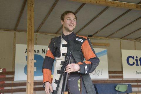 Høyt nivå: Gøran Helgesen fra Valnesfjord vant to av to stevner denne helga. Foto: Anders Bergundhaugen
