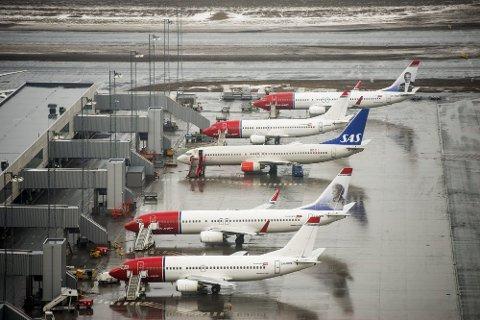 Hele 20 nye utenlandsruter starter opp i 2019 fra Avinors flyplasser. Foto: Fredrik Varfjell (NTB scanpix)