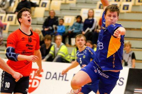Emil Borg Rodahl er tatt ut til juniorlandslagets kamper mot Østerrike og Kroatia denne helga.