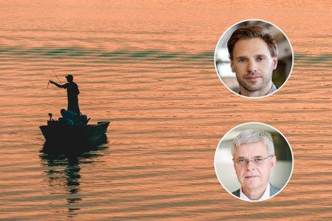 Det virkelige ranet av kysten er overfiske og smugling av fisk ut av landet. Havfiskebedriftene tåler å bli sett i kortene, skriver Ole Michael Bjørndal i NHO Reiseliv og Ole Henrik Hjartøy i NHO Nordland.