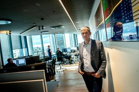 Trond Eirik Paulsen er nok blitt en av Bodøs mest formuende etter salget av PowerOffice.