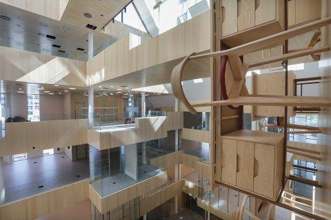 Rådhuset i Bodø.
