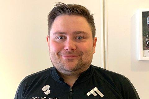 Joachim Kildal overtar som daglig leder i Hunstad fotballklubb.