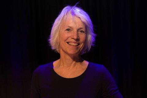 Administrerende direktør Iselin Marstrander. Nordlandsforskning feirer 40 år.