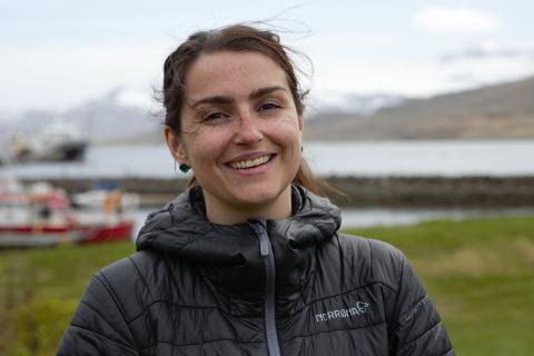 Ann Cecilie Ursin Hilling i Kunnskapsparken Bodø er prosjektleder for Leverandørutvikling Havteknologi.