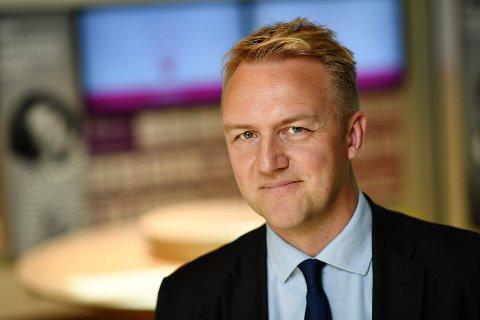 Andreas Nyheim i DNB er klar på at eierne har det største ansvaret i denne situasjonen.