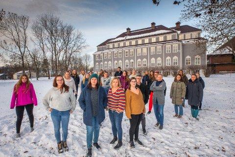 Studentene på Nesna forutsetter at vi får fullføre utdanningen vår på Nesna, og at nedleggelsen vil skjer etter at studentene som begynte høsten 2019 er ferdige,.