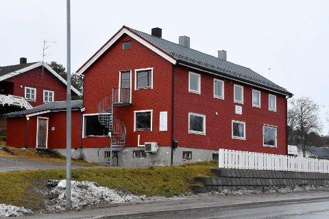 Margits Minne: Bygget Margits Minne på Drag har opp gjennom årene blitt brukt til mange ulike formål.